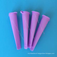 Os melhores moldes do PNF do gelo do silicone de DIY para o popsicle
