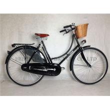 Bicicleta de la ciudad de 26 pulgadas de la señora de la velocidad / bici holandesa