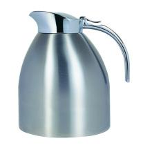Acero inoxidable Doble pared Vacuum Coffee Pot Europa Estilo Svp-1500I-D