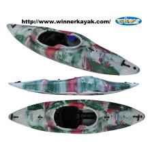 Single Sit in Plastic Sport Kayak