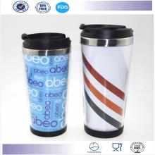 New Double Wall Starbucks Mug 16 Oz Coffee Mug Travel Mug