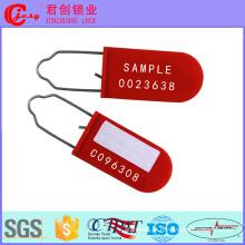 Selos da segurança do cadeado do plástico / fio