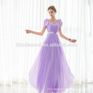 China Supplier Fashion Women Floor Length Design Backless Arabic Evening Dress For Western Party Wear