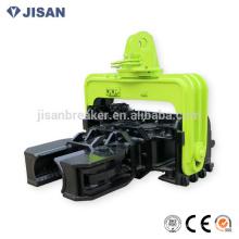 JISAN Excavator Accessories Hydraulic Vibro Hammer