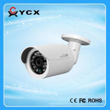 Neue Ankunft HD 2.0 MP 1080P AHD TVI CVI CVBS 960H 4 in 1 hybride CCTV-Kamera IP66 imprägniern Mini Bullet im Freiengebrauch