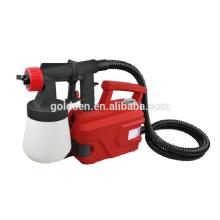 Quente 500w Piso Baseado Poder Airless Paint Sprayer Pintura Spraying Máquinas-Ferramentas Elétrica HVLP Paint Spray System