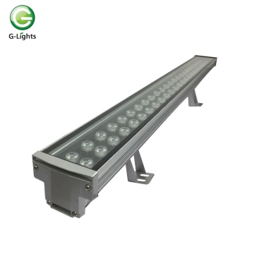 Luz de la lavadora de la pared de IP65 DMX Outdoor RGB LED