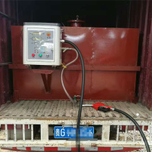 Metering diesel pump fuel dispenser price for oil transport truck