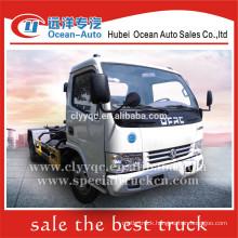 DongFeng 4x2 small hook lift truck