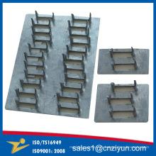 Liens de goujon en acier galvanisé pour la maison en bois