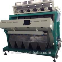 Máquina de reciclagem de plástico Super Estabilidade CCD-série Máquina de classificador óptico de plástico