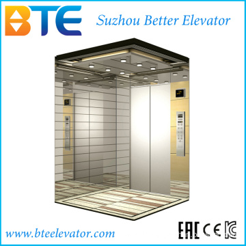 Ce Good Quality and Stable Passenger Lift Without Machine Room