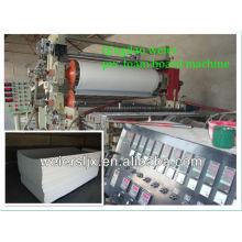 máquina de fabricación de tablero de pvc espumado libre