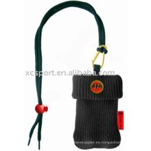 Bolsa de teléfono celular de moda de moda tubo