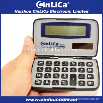 JS-8H 8-значный красочный мини-калькулятор для карманного калькулятора