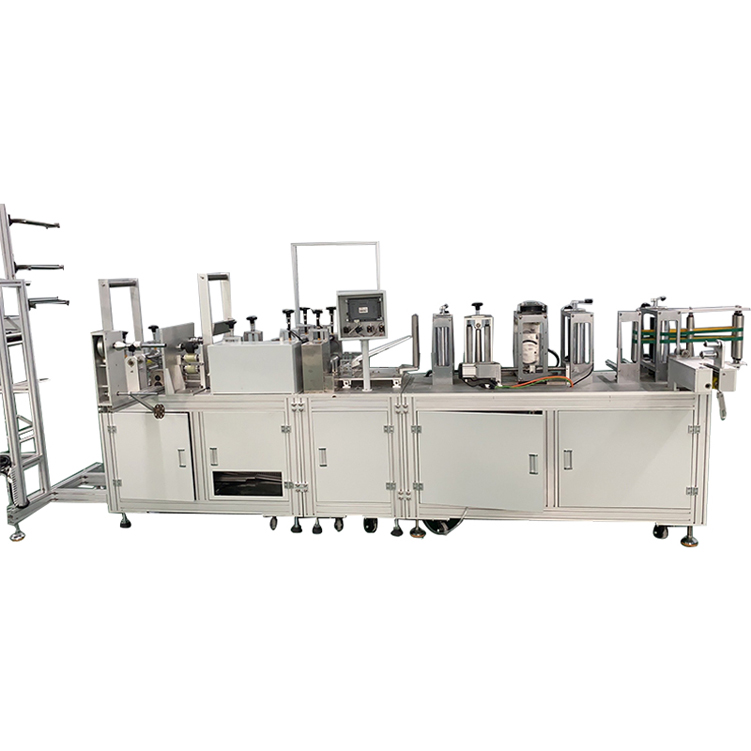 Duckbill mak machine automatic