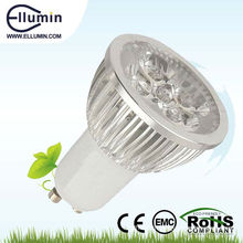 dimmable led spotlight 4w gu10 ampoule