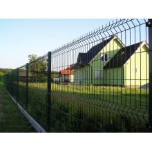 Hochwertiges Pulver beschichtetes Sicherheits-Maschendraht-Zaun