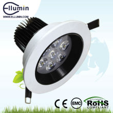radiateur dimmable led downlight 12w ce rohs