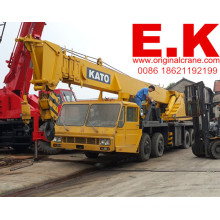 Original Japanese Hydraulic 50ton Kato Truck Crane (NK500E)