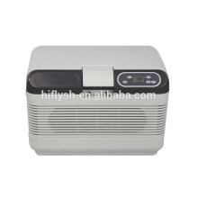 Кв-р-р-12л(101) dc12 с-1-24В переменного тока 220В автомобиля и дома двойного использования автомобиля холодильник автомобиль кулер(сертификат CE)