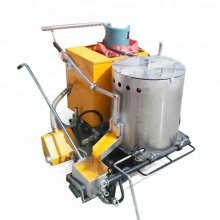 Thermoplastic paint making machines/road marking paint machine