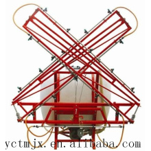 Agricultural machinery tractor mounted Boom sprayer 3W-600