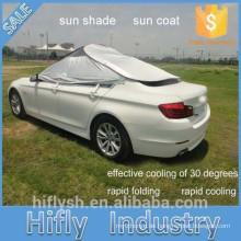 HF-SS8001 Neue ankunft Sonnenschirm Auto sonnenschutz auto mantel lustige Auto sonnenschirm (CE zertifikat)