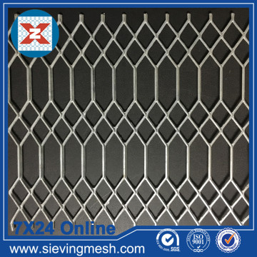 Panel Mesh Diperluas Heksagon