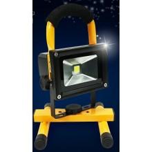 Новый 10W перезаряжаемый и портативный светодиодный наружный солнечный свет для кемпинга