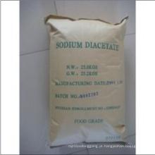 White Cristalina Conservante de Alimentos Sódio Diacetate Fabricação (SDA)