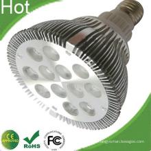 Lâmpada 12W Silergy poder solução Chip Bridgelux LED PAR38