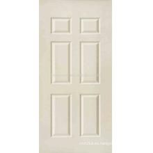 Nueva piel de puerta de diseño / piel de puerta HDF moldeada