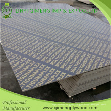 Recycle Core 18mm Waterproof Glue Marine Plywood for Construction