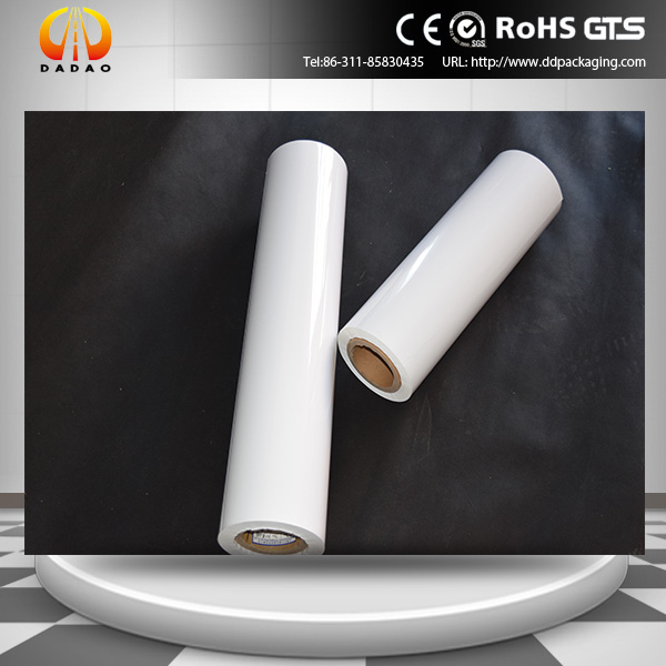 White Opaque Pet Film 13