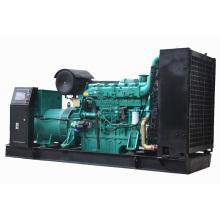 Generador diesel de 450kw fijado con el motor de Yuchai.