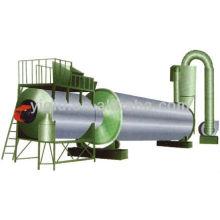Horno rotatorio profesional de la metalurgia de HZG para la venta