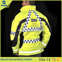 chequer sew on reflective tape
