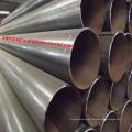 New-WEL verschweißt Carbon Black Struktur Transport Stahlrohr