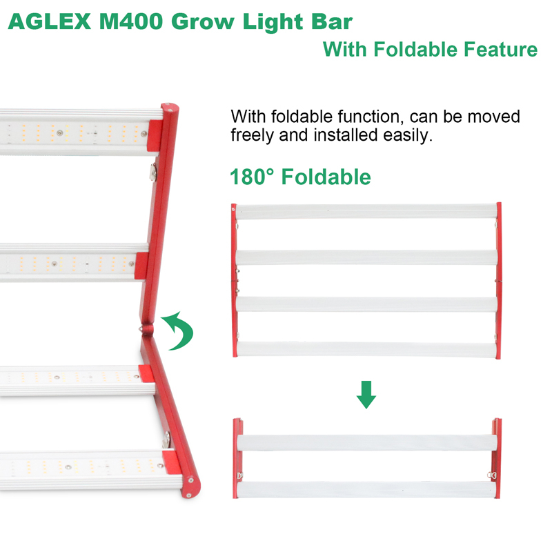 grow light foldable