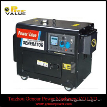 Three Phase Color Optional Air-Cooled Diesel Generator