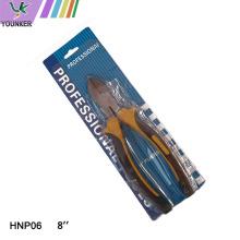 8 '' Cable de alambre eléctrico Herramientas manuales Alicates de corte