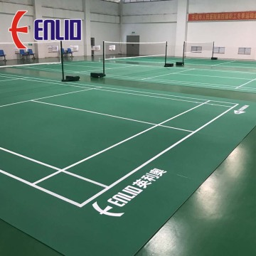 Badminton Court Mat Indoor Vinyl Sports Flooring Badminton Floor