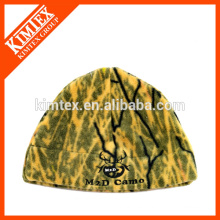 Polar fleece gorra de gorro por mayor