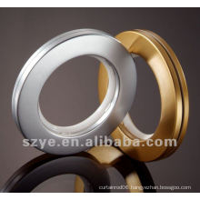 CE12 round abs plastic curtain eyelet ready made