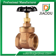 CNC well defined good selling high quality dn150 cw617n brass gate valve for water