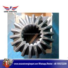 O carregador da roda de Liugong parte a meia engrenagem 43A0042 do eixo