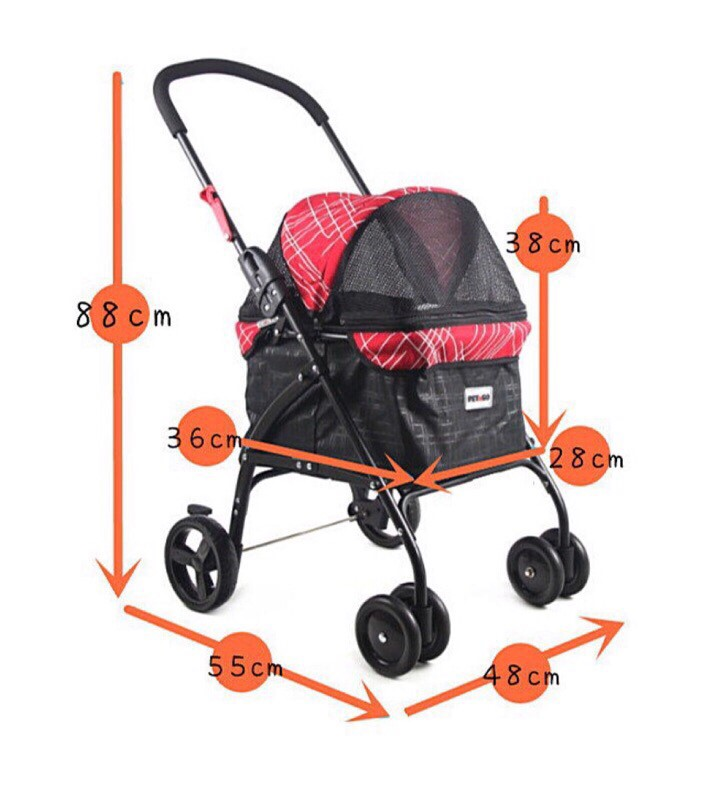 Pet Stroller for Carry Dog