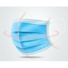 3 PLY Disposable Medical Facemask For Anti-Coronavirus