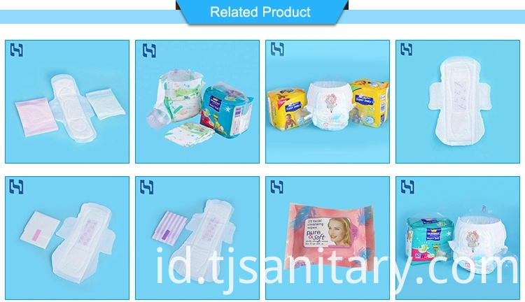 hot sale sanitary pad